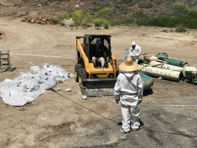 Asbestos Abatement Orange County Call Socal Removal